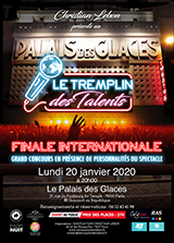 Finale internationale du Tremplin des Talents